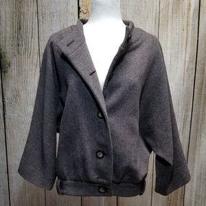 French Connection Dolman Style Coat size 6